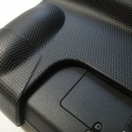 Wii U Nerf Armor, back detail